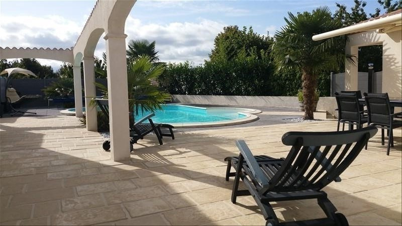 Sale house / villa Les clouzeaux 495 000€ - Picture 1