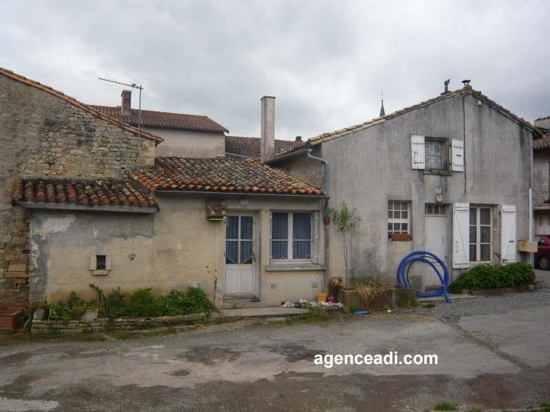 Viager maison / villa Chenay 19950€ - Photo 1