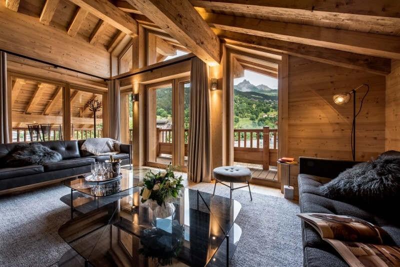 Deluxe sale house / villa Meribel 3950000€ - Picture 1