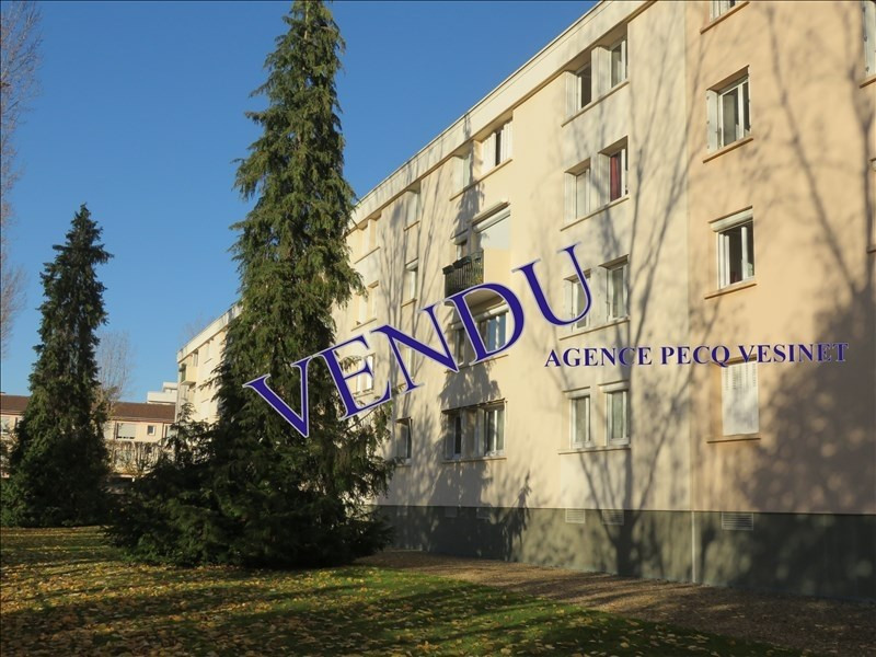 Vente appartement Le pecq 203 000€ - Photo 1