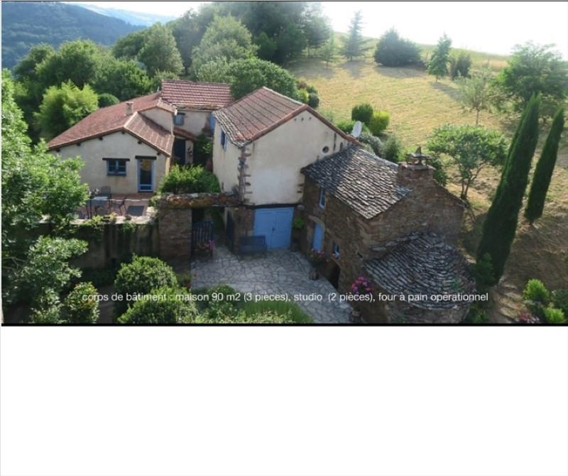 Vente maison / villa St sernin sur rance 450000€ - Photo 2