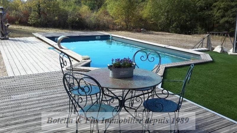 Vente maison / villa Les vans 398000€ - Photo 3