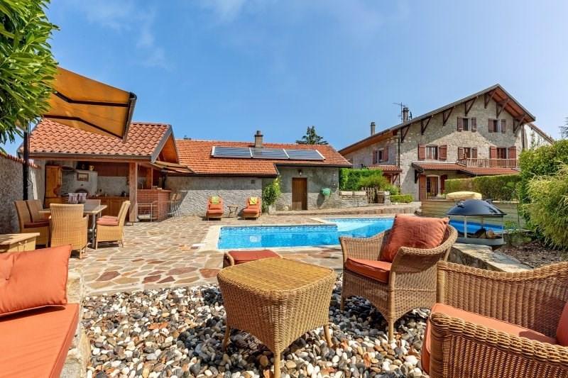 Deluxe sale house / villa Veigy foncenex 1455000€ - Picture 1
