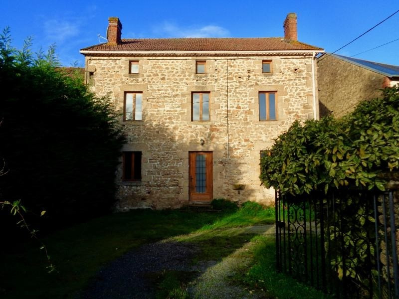 Vente maison / villa Bessines sur gartempe 139000€ - Photo 1