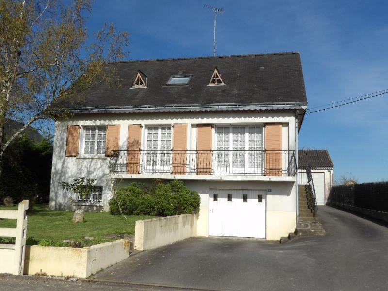 Vente maison / villa St aignan sur roe 106500€ - Photo 1
