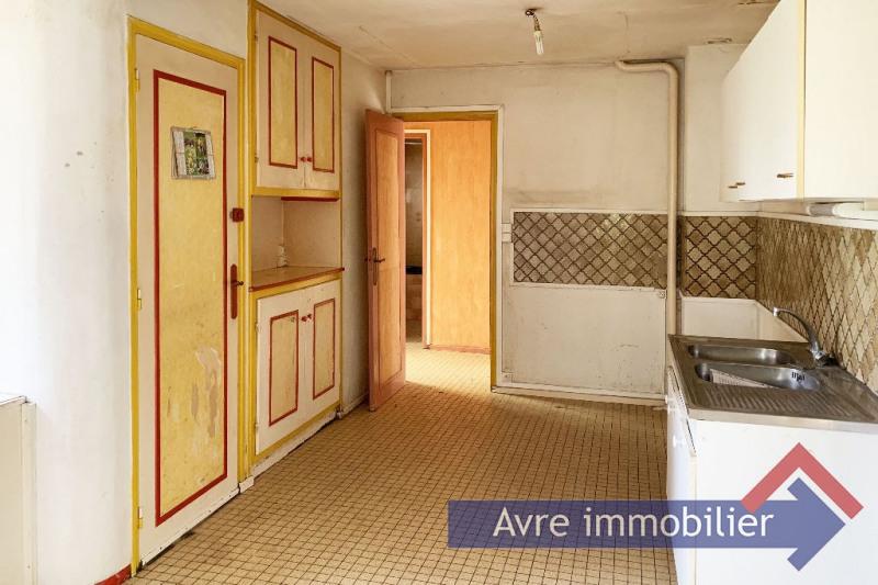 Sale house / villa Verneuil d'avre et d'iton 95000€ - Picture 3