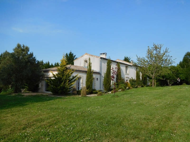 Deluxe sale house / villa Blaye 786000€ - Picture 4