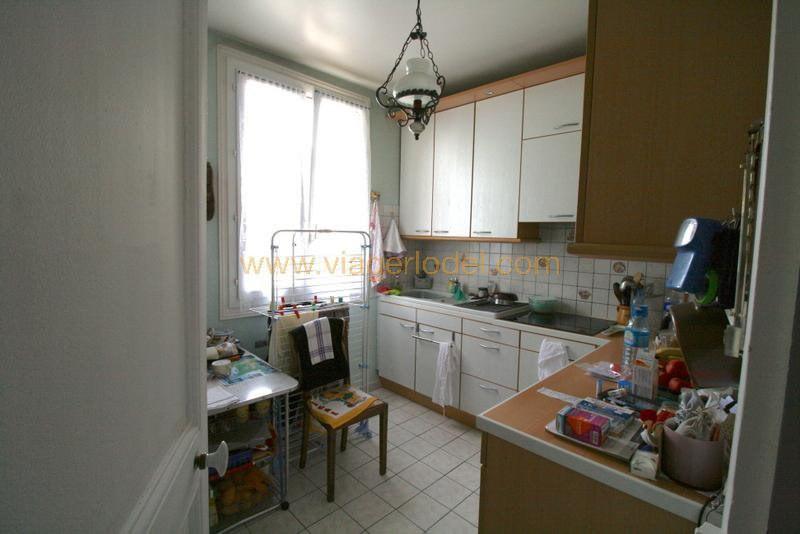 Verkauf auf rentenbasis wohnung Athis mons 76500€ - Fotografie 3