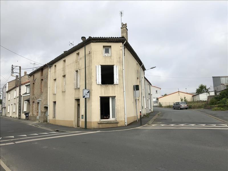 Sale house / villa St macaire en mauges 70510€ - Picture 1