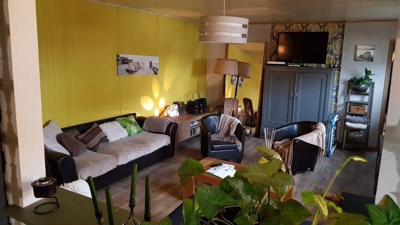 Vente maison / villa Bourlon 124877€ - Photo 1