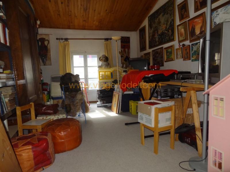 Vendita nell' vitalizio di vita casa Montfrin 90000€ - Fotografia 9