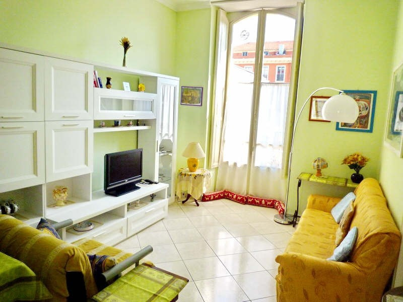 Location appartement Nice 790€ CC - Photo 1