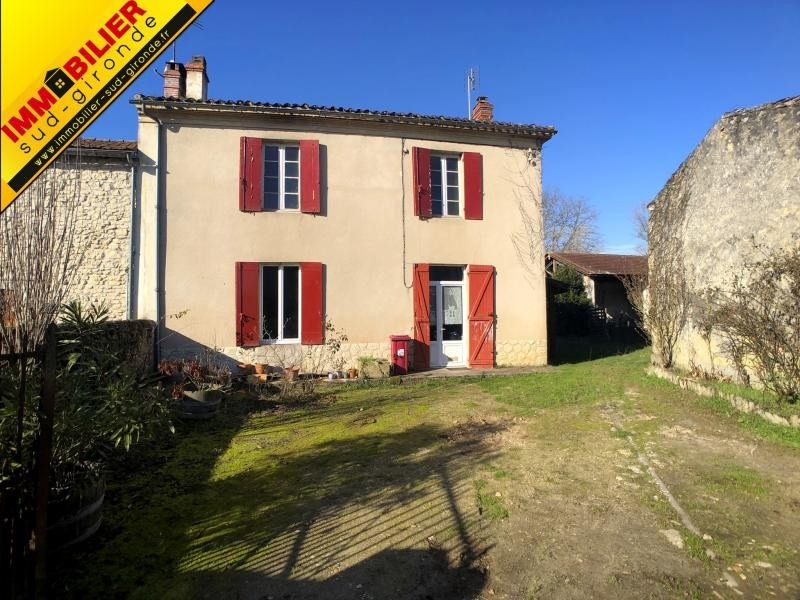 Vente maison / villa Illats 155 500€ - Photo 1