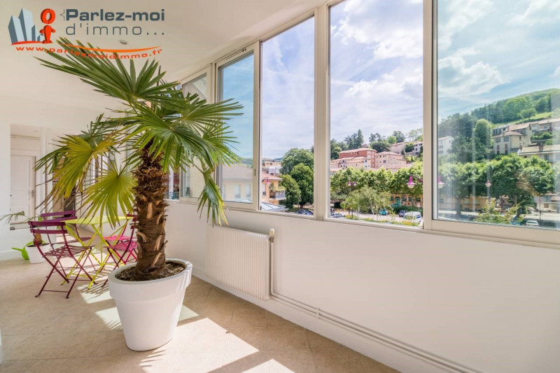Vente appartement Pontcharra-sur-turdine 260000€ - Photo 1