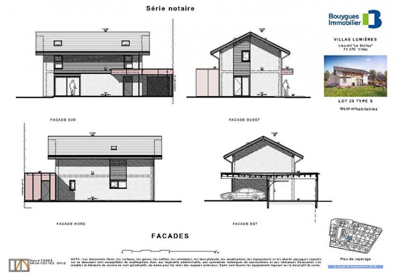 Sale house / villa Villaz 499000€ - Picture 6