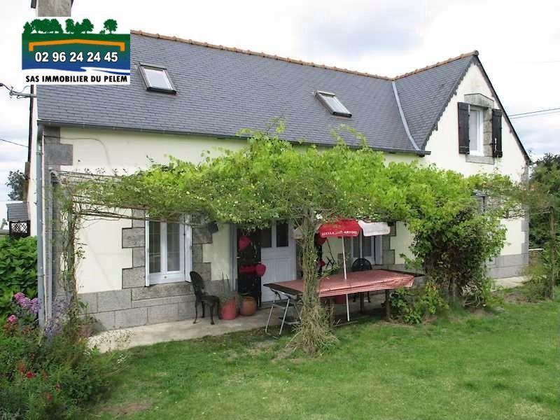 Sale house / villa Saint nicolas du pelem 109000€ - Picture 1