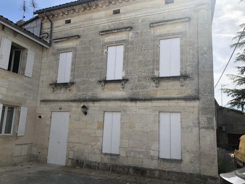 Vente maison / villa Galgon 176000€ - Photo 1