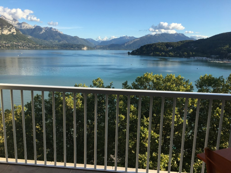 Deluxe sale apartment Annecy 1575000€ - Picture 2