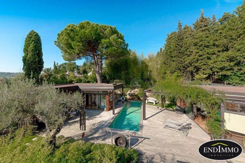 Deluxe sale house / villa Biot 1 270 000€ - Picture 1
