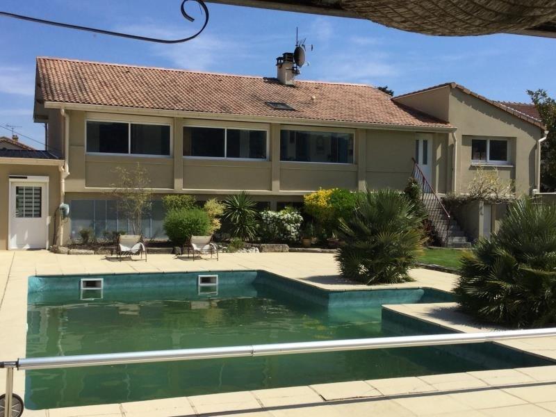 Sale house / villa La roche de glun 420000€ - Picture 1