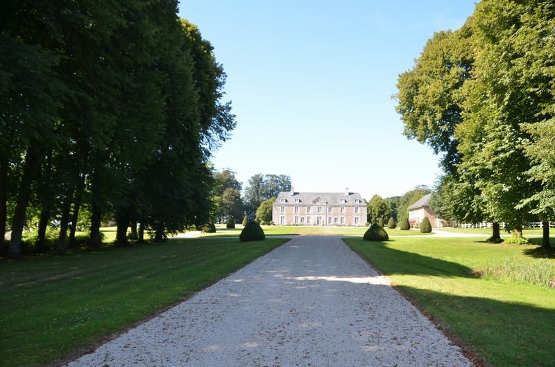 Deluxe sale chateau Villedieu les poeles 1950000€ - Picture 5