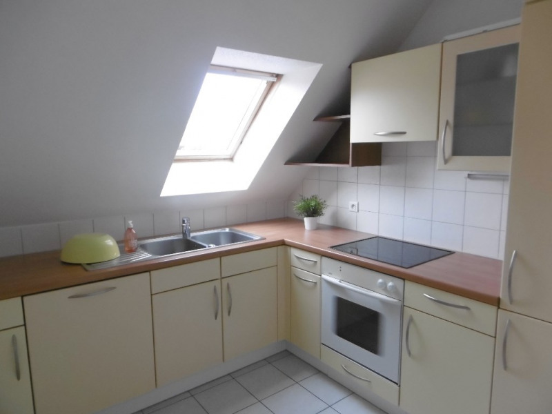 Rental apartment Mulhouse 630€ CC - Picture 1