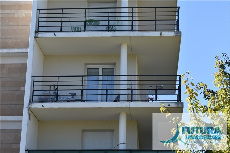 Sale apartment Metz 82000€ - Picture 2