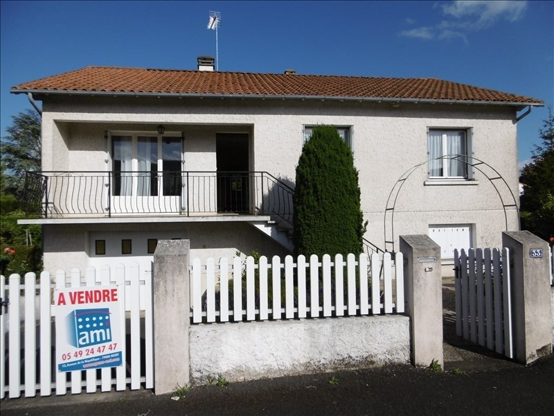 Vente maison / villa Niort 153000€ - Photo 1
