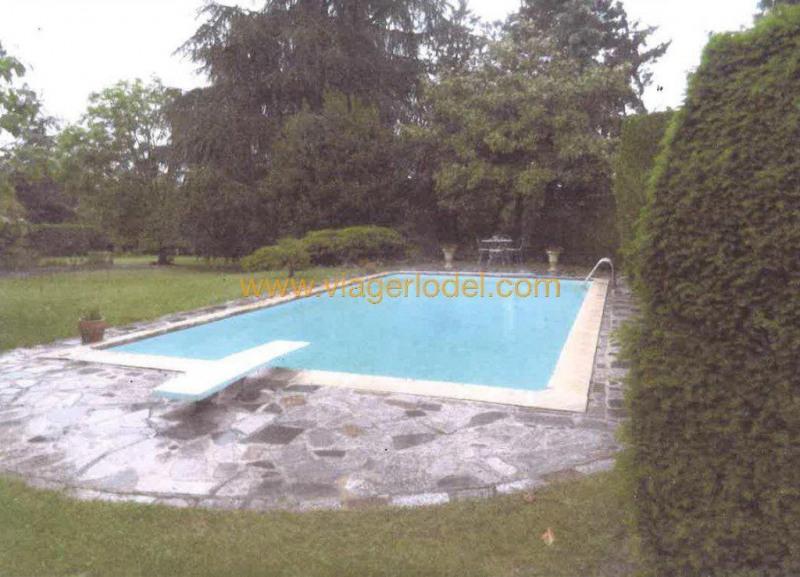 Viager maison / villa Lézigné 65000€ - Photo 2