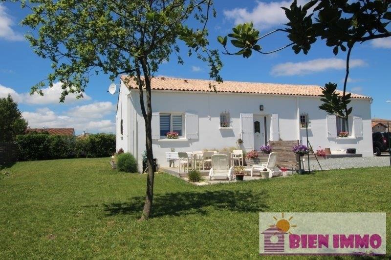 Vente maison / villa Saint sulpice de royan 292500€ - Photo 1