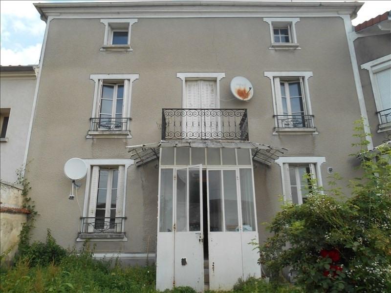 Sale house / villa La ferte sous jouarre 134000€ - Picture 1
