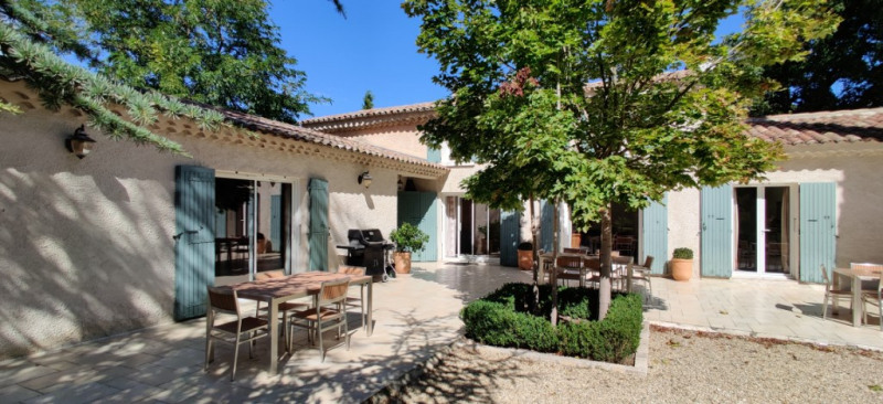 Vente de prestige maison / villa Meyreuil 1165000€ - Photo 1