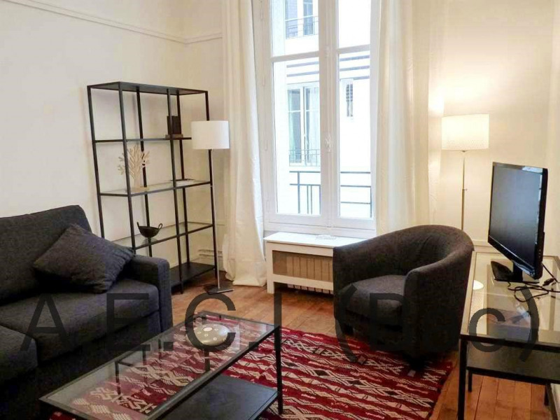 Location appartement Paris 17ème 1 070€ CC - Photo 2