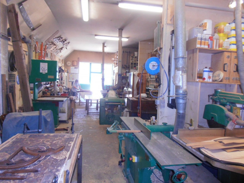 Vente local commercial Perigueux 110 000€ - Photo 1