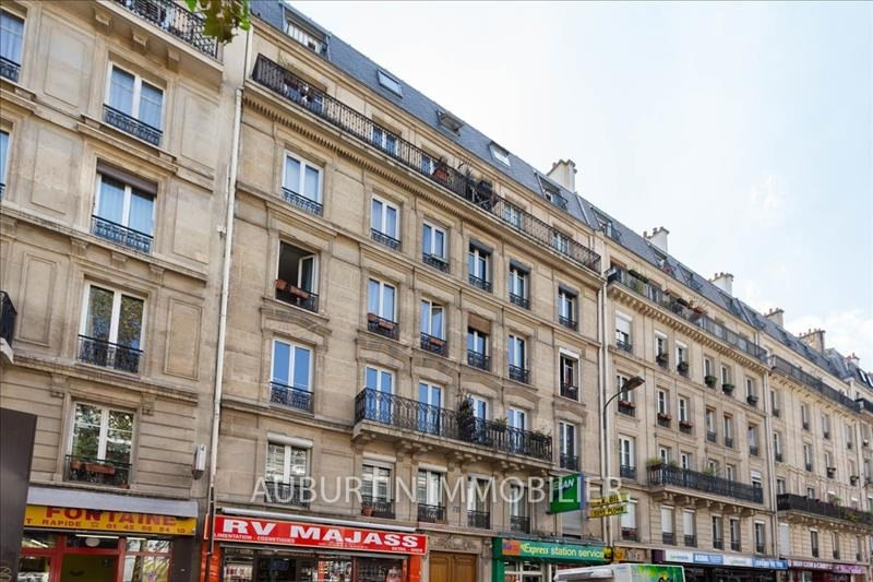 Sale apartment Paris 10ème 457000€ - Picture 6