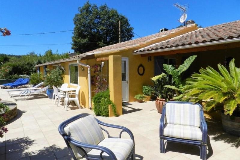 Vendita casa Bormes les mimosas 589000€ - Fotografia 9