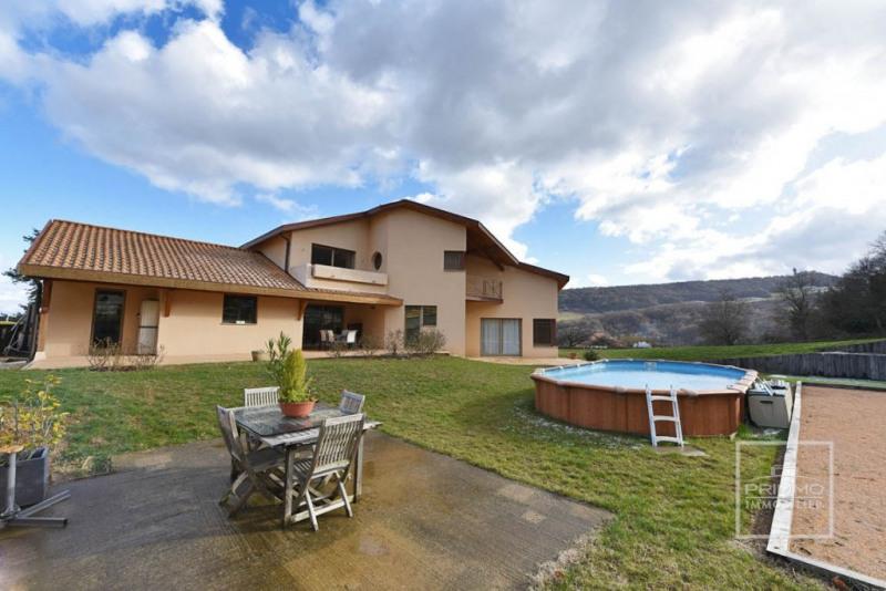 Vente de prestige maison / villa Poleymieux au mont d'or 1090000€ - Photo 2