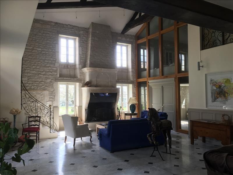 Vente de prestige maison / villa Brives sur charente 577500€ - Photo 3