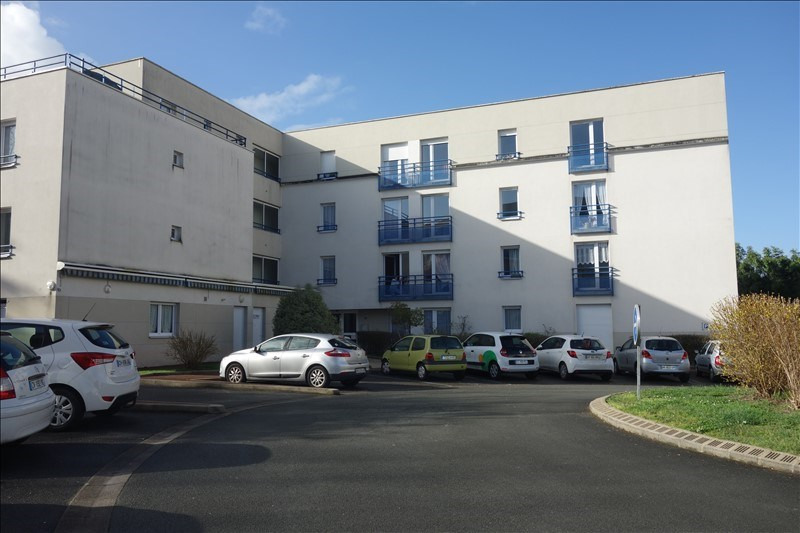 Vente appartement La roche sur yon 113 000€ - Photo 1