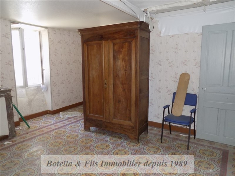 Sale house / villa Barjac 55000€ - Picture 3
