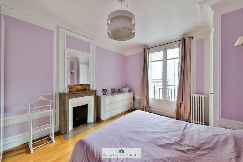 Vente de prestige appartement Paris 17ème 1 380 000€ - Photo 9