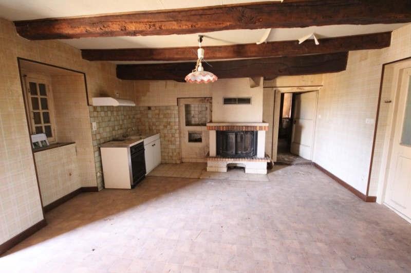 Sale house / villa Morlhon le haut 90000€ - Picture 2