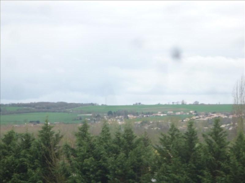 Vente terrain Nanteuil 34380€ - Photo 2