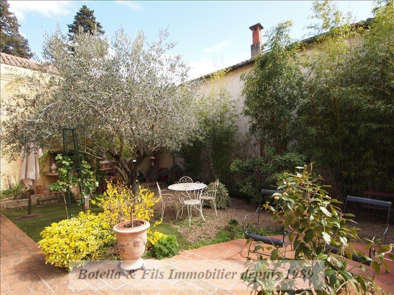Verkoop van prestige  huis Uzes 526000€ - Foto 4