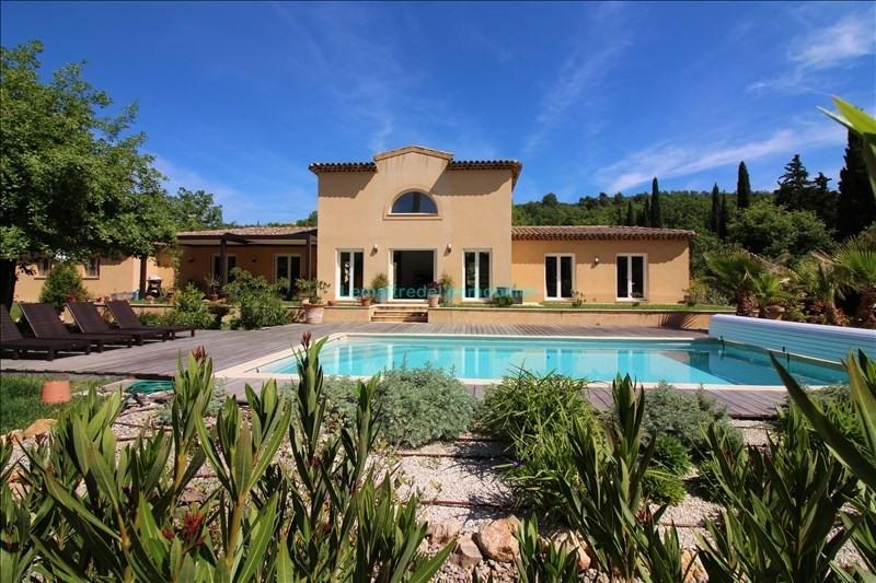 Vente de prestige maison / villa Saint cezaire sur siagne 699000€ - Photo 4