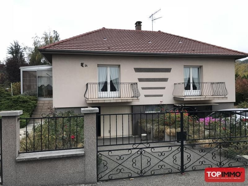 Sale house / villa Thann 253 000€ - Picture 1