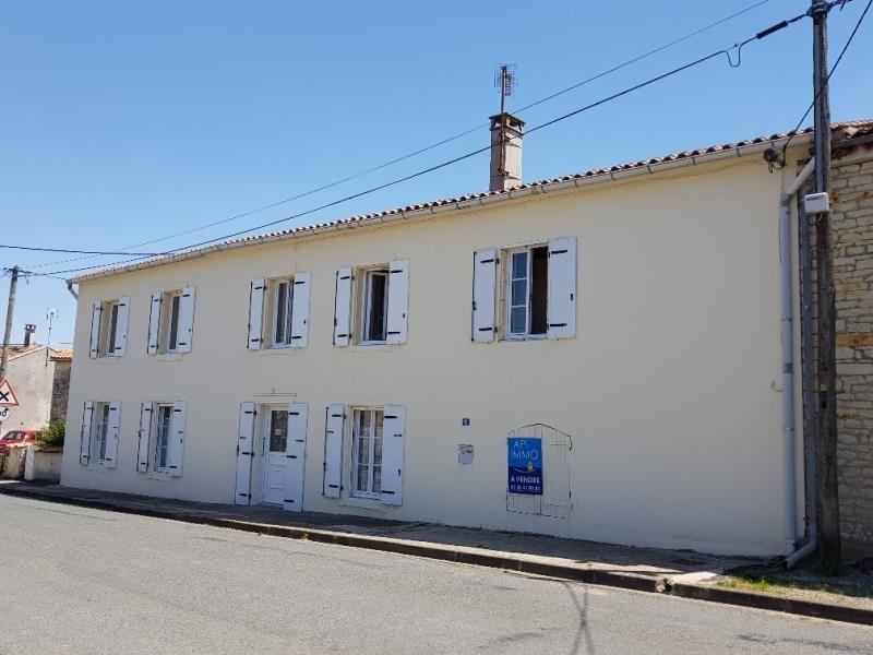 Verkoop  huis St medard d'aunis 173910€ - Foto 1