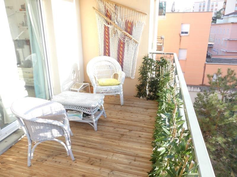 Sale apartment Villeurbanne 210000€ - Picture 1
