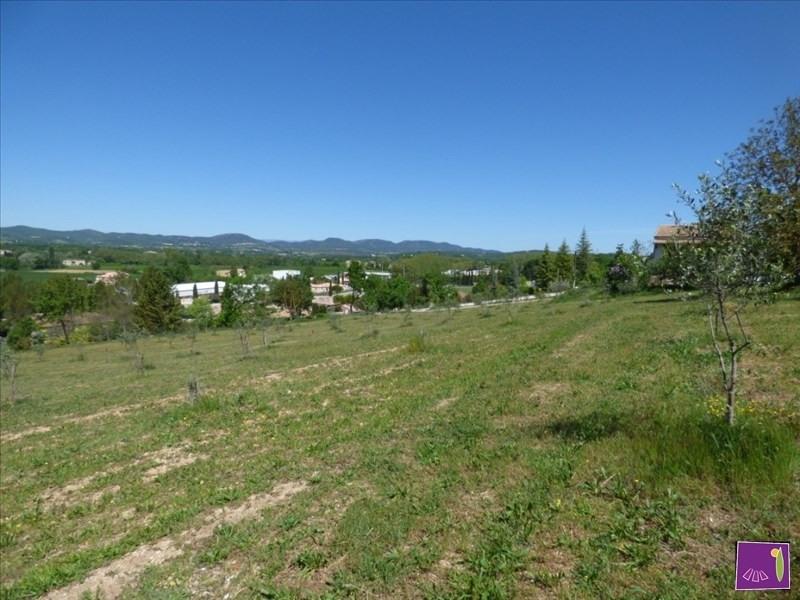 Verkoop  stukken grond Barjac 77400€ - Foto 2