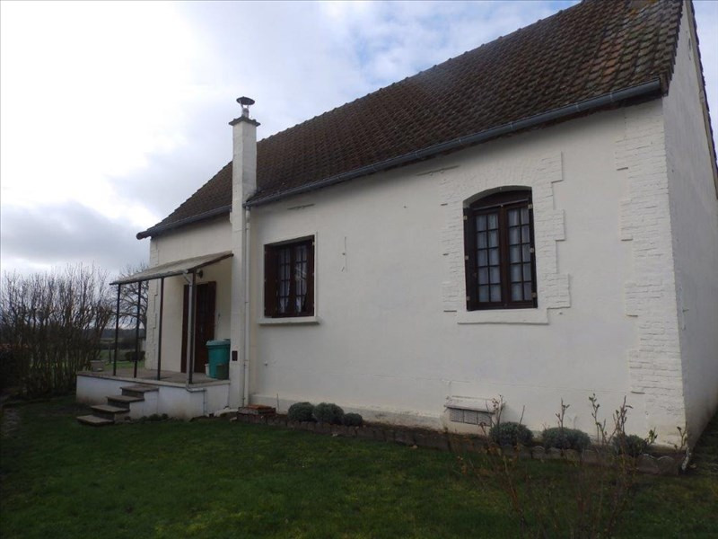 Vente maison / villa Tresnay 91 000€ - Photo 1